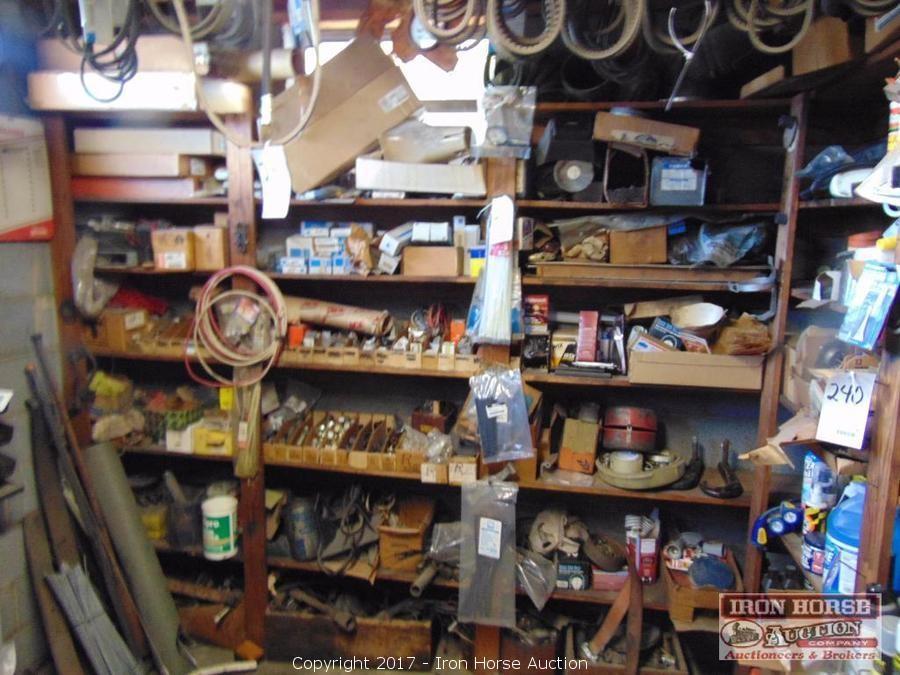 Iron Horse Auction - Auction: Business Liquidation of Parks