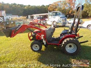 Mahindra Max 26XL HST 4 Wheel Drive Tractor