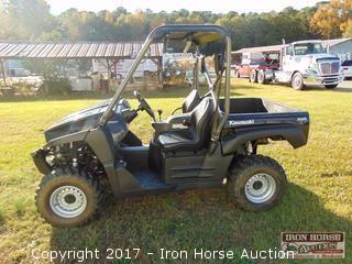 Kawasaki 750 Teryx Side by Side 2 Passenger ATV