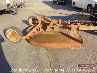 Bush Hog Brand Rotary Mower