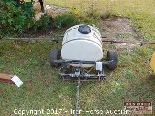 Iron Horse Auction - Auction: Tractors, Boat, Mower