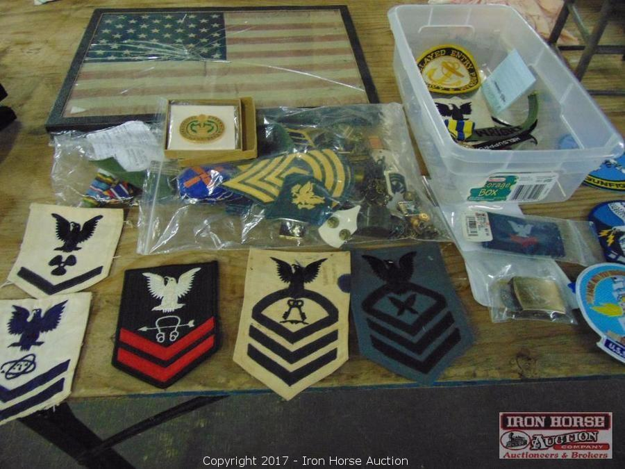 Iron Horse Auction - Auction: Estate of the Late A  Reid