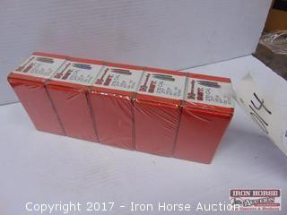 (5) Boxes 100 per box Hornady 270  cal .277 140 GR SST Bullets (5 x money)