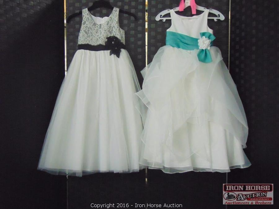 Iron Horse Auction - Auction: Wedding Dresses, Formal Dresses ...