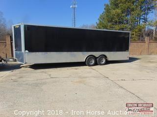 2013 Hurricane Cargo Trailer