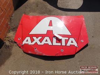 AXALTA Branded Hood