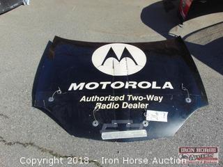 Motorola Branded Hood