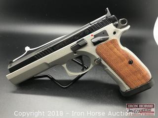 CZ 75 Tactical Sport .40