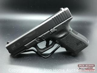 Glock 23 .40 Used
