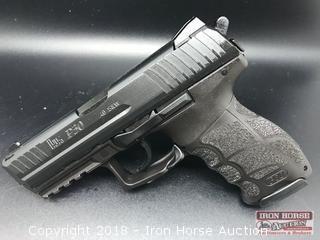 HK P30 V3 40 S & W