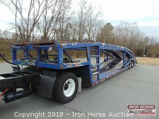 Miller Industries 2000 6 Car Transport Trailer