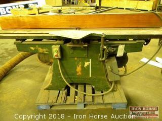 Williamsport Machinery Jointer