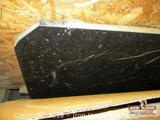 12 Pcs. Of Granite Table Tops