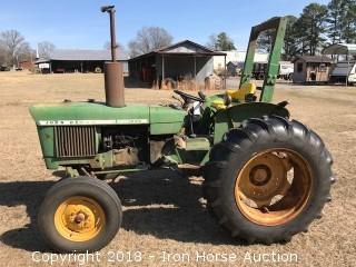 820 John Deere 32 HP Diesel Tractor