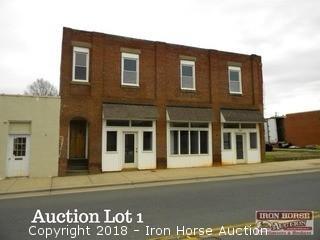 Town of Norwood Building  -  140 N. Main Street, Norwood, NC