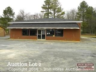 North Main Street Property - 308 N. Main Street Lot and building in Norwood, NC