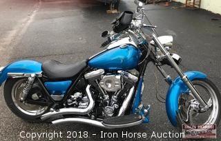 1992 Harley Davidson Custom FXRS