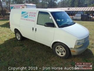 2003 Chevrolet Astro Work Van