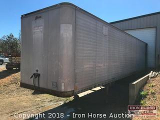 Semi Trailer - Brown 40