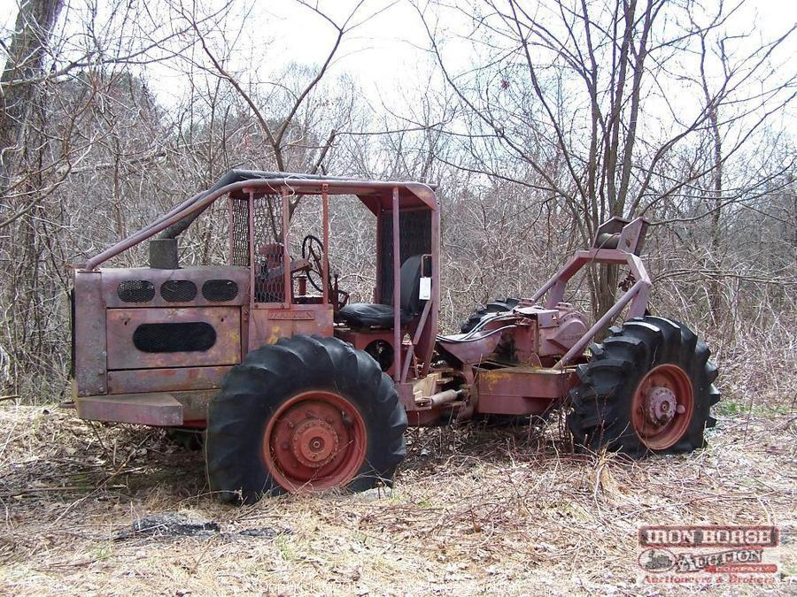 Iron Horse Auction - Auction: Road Tractors, Trailers