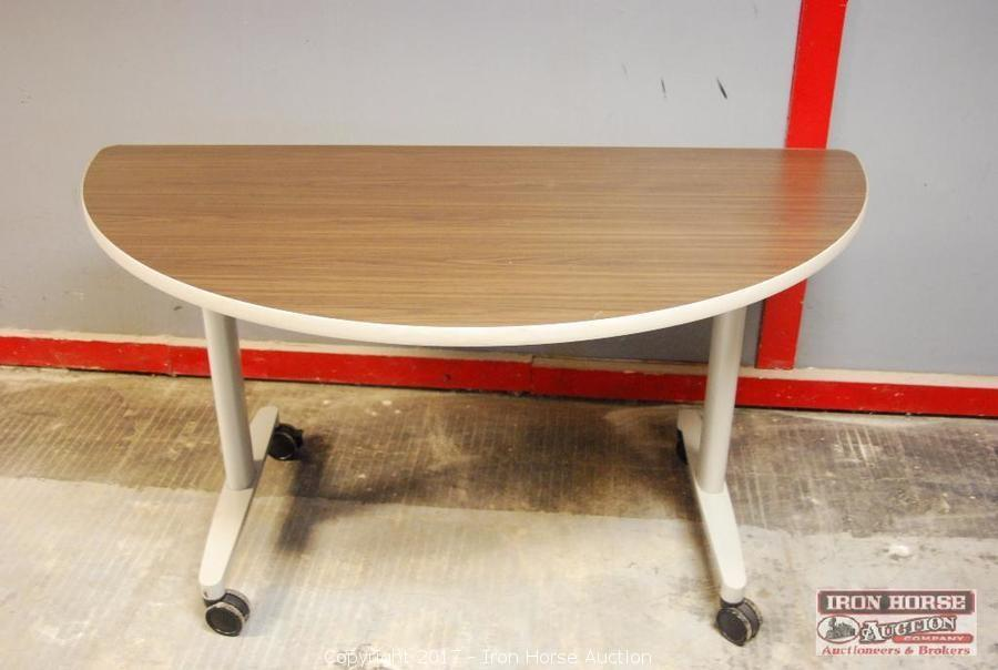Iron Horse Auction Auction Conference Tables Office Desk Desk - Hon round conference table