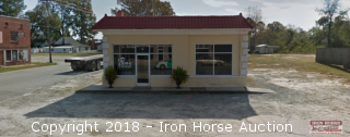 Commercial Building located at 203 West Main Street in Faison, NC