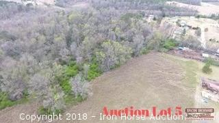 36.5+/- Acres on King Road in Sampson County, NC