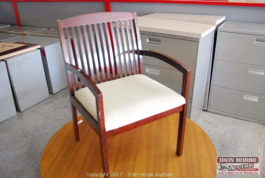 Iron Horse Auction Auction Conference Tables Office Desk Desk Chairs Waiting Area