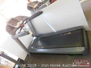 Precor USA Heavy Duty Commercial Treadmill -  Model # C965I/C966I  Serial # AGJYI10080025