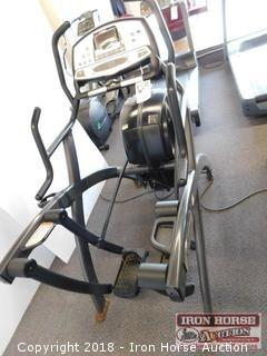SYBEX International Elliptical Arc Trainer  -   Model # 600A Serial  # W48-600A0514N1627