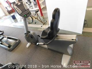 Matrix Stationary Bike  -  Model MX-RSX Serial # R8831018