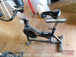 Schwinn Stationary Bike  Johnny Spinner Pro -  Model # 2700T Serial # 58535