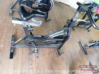Schwinn Stationary Bike  Johnny Spinner Pro -  Model # 2700T Serial # 53334