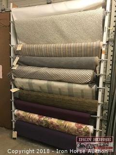 (10) Rolls Indoor-Outdoor Fabric