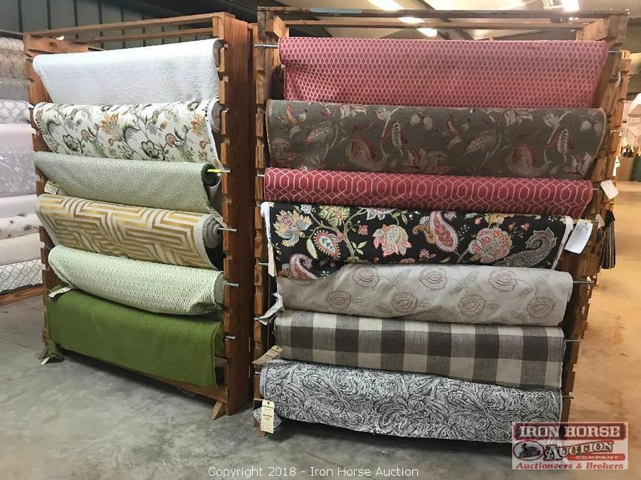 Iron Horse Auction Auction Home Decorative Fabrics Auction