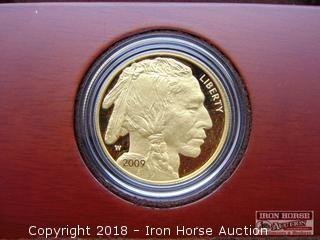 2009 American Buffalo One Ounce Gold Proof Coin