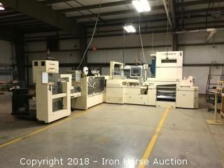 Decoufle Rod Maker, Max-S Tipping Unit, Inflow Tray Filler, Donaldson Dust Collector, Dayton Dust Collector