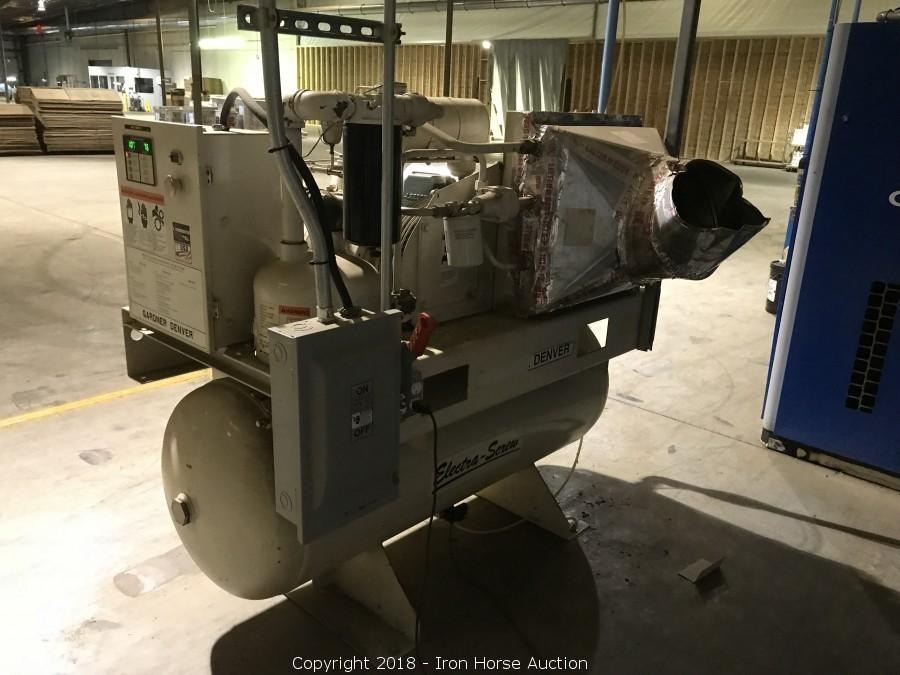 Iron Horse Auction - Auction: Bankruptcy Auction of North