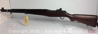 Springfield 30 Cal. M1, Serial 5841911