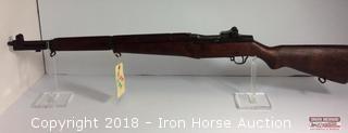 Springfield 30 Cal. M1, Serial 5838852