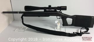 New England Firearms 308 w/ Scope Handi Rifle, Serial NP265777