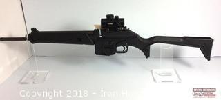 Kel Tech SU16 5.56mm w/ Scope, Serial N6Y48