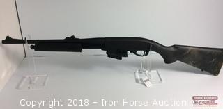 Remington 7615 Police Rifle, Serial B8532766