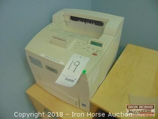 Sharpe Mod. DX-B45OP Desktop Printer