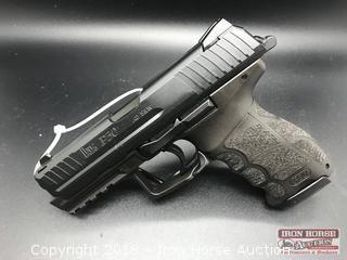 HK P30,    219-023569 S&W40