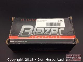 Blazer 38 spcl.+P 125gr. JHP