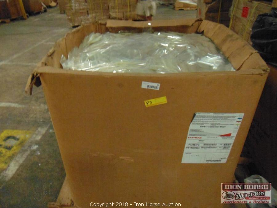 Iron Horse Auction - Auction: New Stock of Unfilled