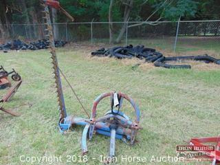 Ford Model 501 Sickle Mower