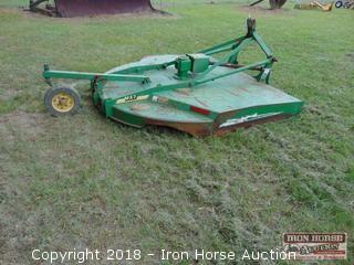 John Deere 7' Rotarty Mower