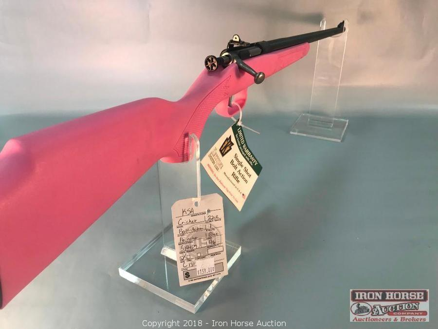 Iron Horse Auction - Auction: Firearms Store Closing Auction Day 2